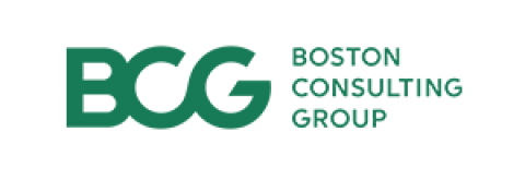 Company logo: boston consulting group