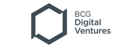 Company logo: bcg digital ventures