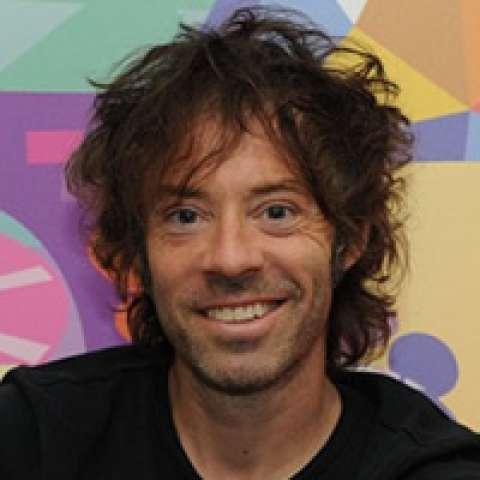 Person avatar: Michael Acton Smith