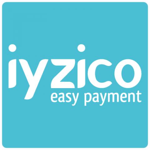 Company logo: iyzico