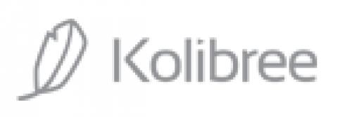 Company logo: kolibree