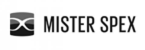 Company logo: mister spex