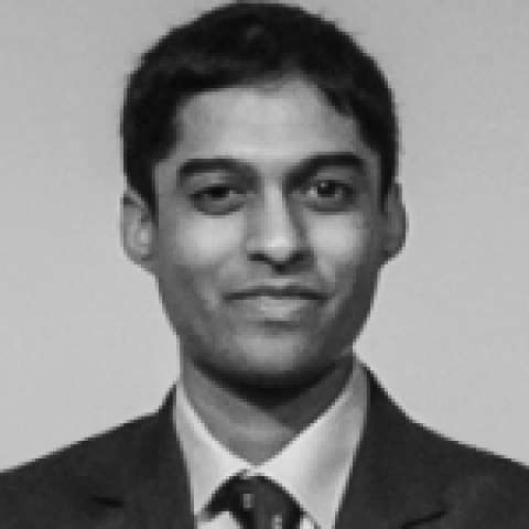 Person avatar: Nikhil Parmar