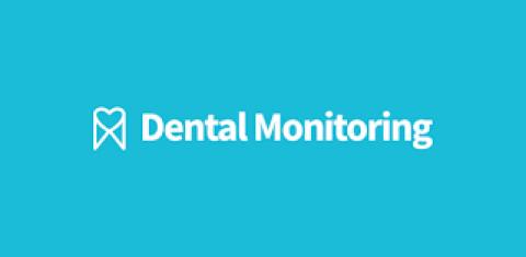 Company logo: dental monitoring