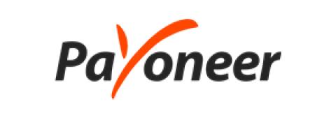 Company logo: payoneer