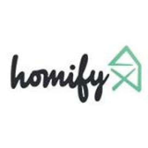 Company logo: homify