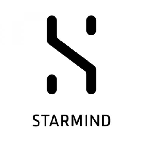 Company logo: starmind