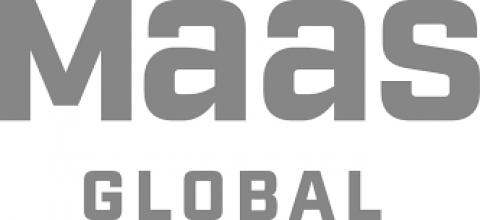 Company logo: maas global (whim)