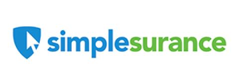 Company logo: simplesurance
