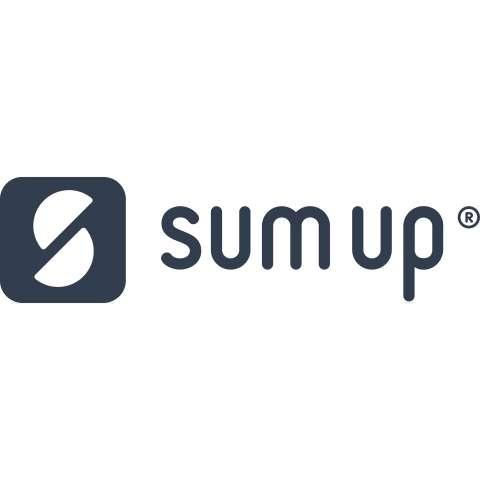 Company logo: sumup