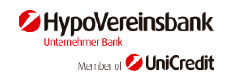 Company logo: hypovereinsbank - unicredit bank ag