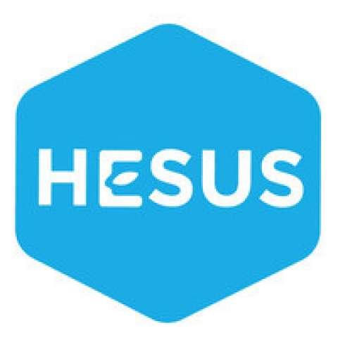 Company logo: hesus