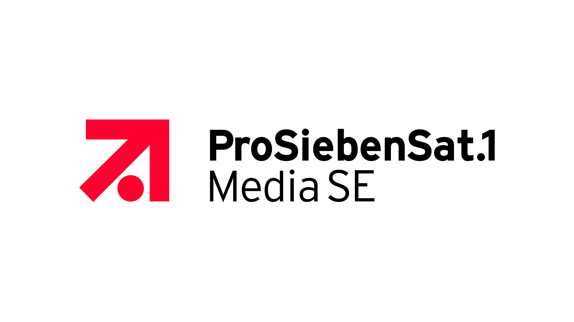 Company logo: prosiebensat1 media se