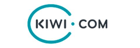 Company logo: kiwi.com