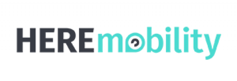 Company logo: here mobility
