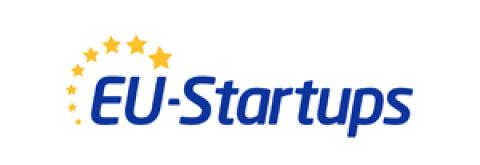 Company logo: eu-startups