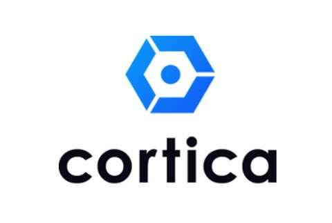 Company logo: cortica