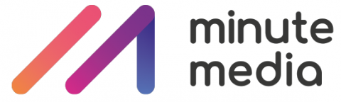 Company logo: minute media