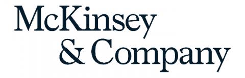 Company logo: mckinsey & company