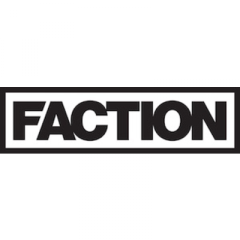 Company logo: the faction collective
