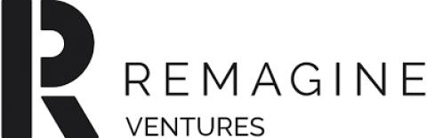 Company logo: remagine ventures