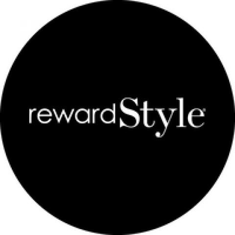 Company logo: rewardstyle