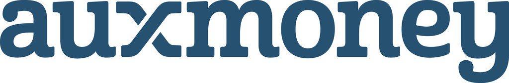 Company logo: auxmoney