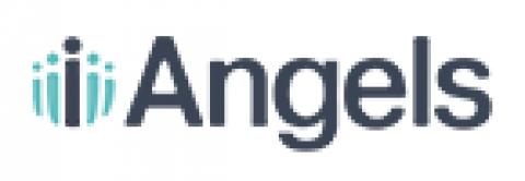 Company logo: iangels