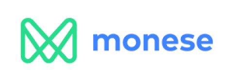 Company logo: monese
