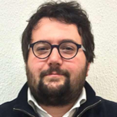 Person avatar: Enrico Pandian
