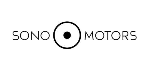 Company logo: sono motors