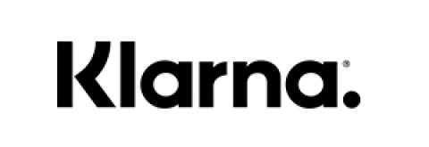 Company logo: klarna