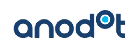 Company logo: anodot