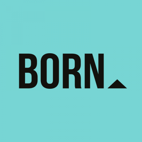 Company logo: born