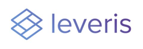 Company logo: leveris