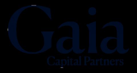 Company logo: gaia capital partners