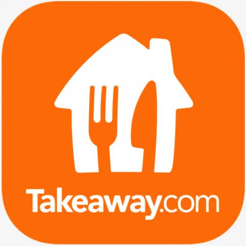 Company logo: takeaway.com