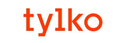 Company logo: tylko