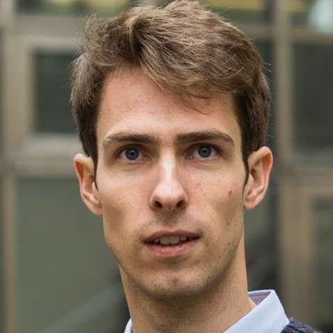 Person avatar: Maximilian Boosfeld