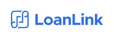 Company logo: loanlink