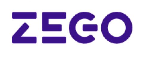 Company logo: zego