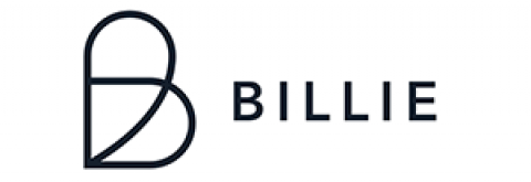 Company logo: billie.io
