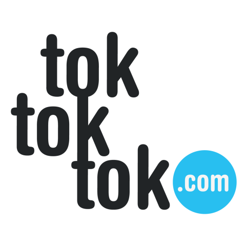 Logo: Tok Tok Tok