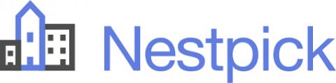 Company logo: nestpick