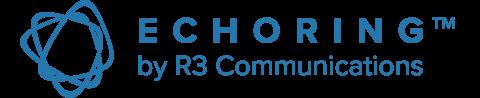 Company logo: r3