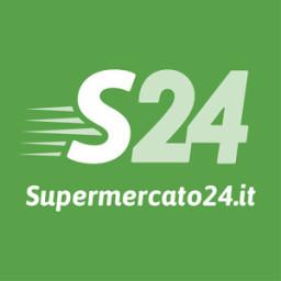Company logo: supermercato24