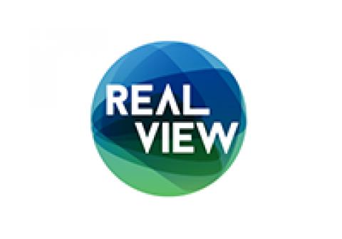 Company logo: realview imaging