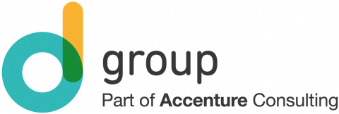 Company logo: dgroup