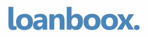 Company logo: loanboox
