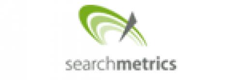 Company logo: searchmetrics